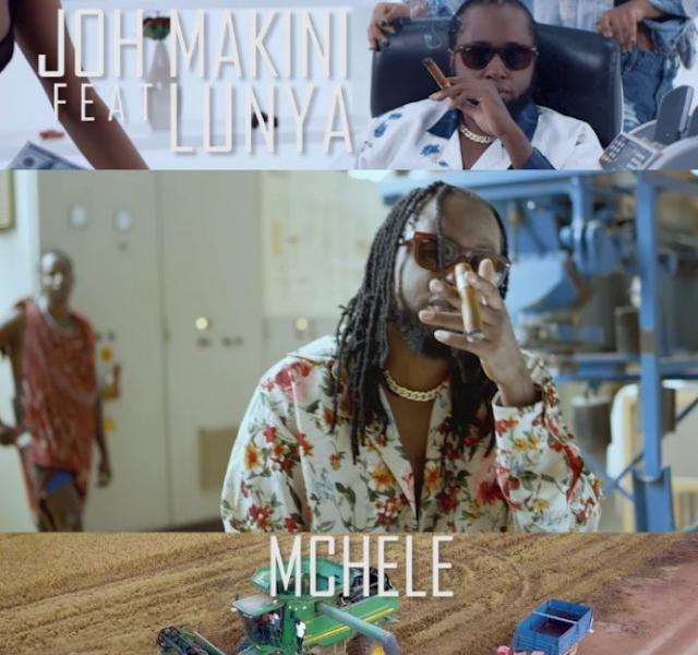 Joh Makini Ft Young Lunya - Mchele