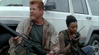 The Walking Dead - Capitulo 06 - Temporada 6 - Español Latino - Online - 6x06: Always Accountable