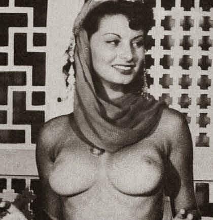 Margaret nolan vera novak vintage naturist clip - 1 1