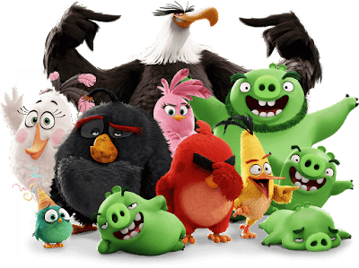 لعبة Angry Birds v 7.6.2 مهكرة للاندرويد