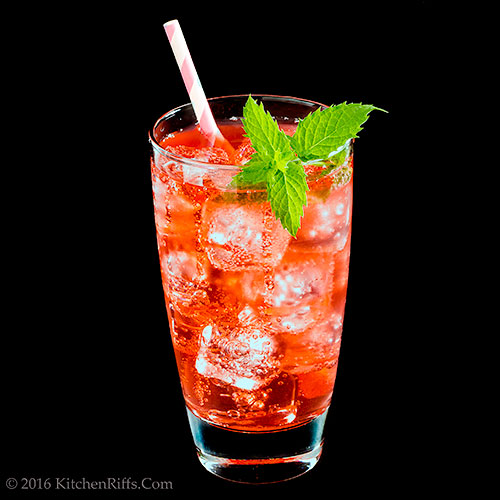 Berry Shrub (Nonalcoholic) title=