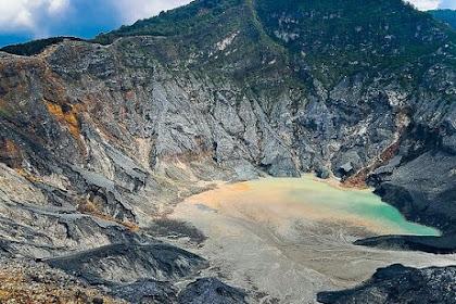 Harga Tiket Masuk Gunung Tangkuban Perahu Januari 2019