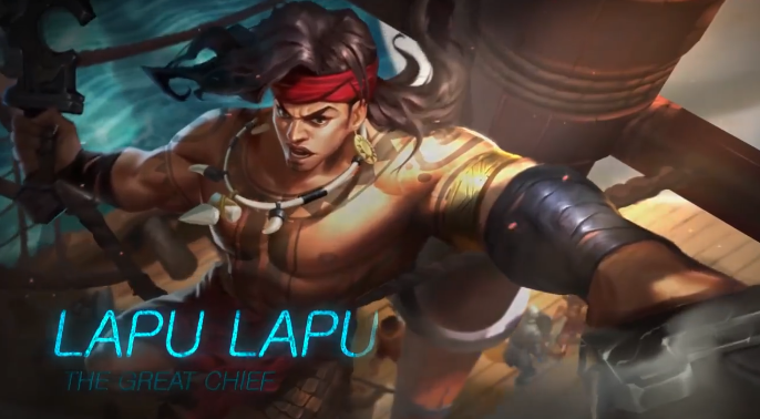 Lapu-lapu's Gameplay in Mobile Legends