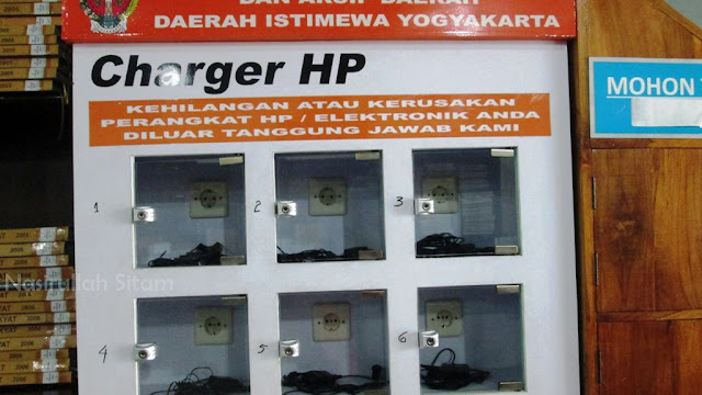 Loker layanan Charger HP