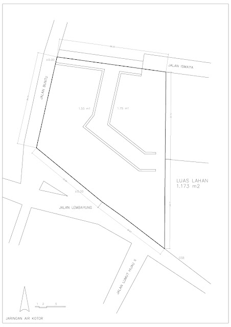 Site Plan Split Level
