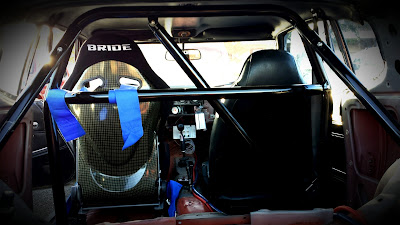 4 point roll bar