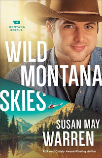 Heidi Reads... Wild Montana Skies by Susan May Warren