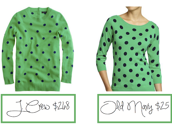 Crave or Save: Polka Dot Sweater