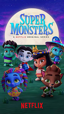 Super Monsters Furever Friends 2019 Custom HD Dual Latino 5.1