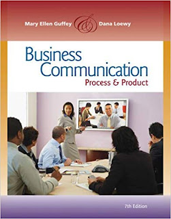 Business Communication 7th Edition by Guffey