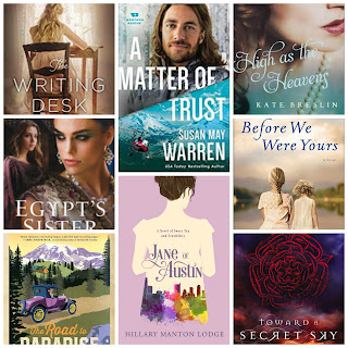 Radiant Light Top Ten Tuesday Summer Reads Freebie