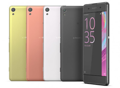 Sony launches Xperia X and Xperia XA in India, 23MP rear camera