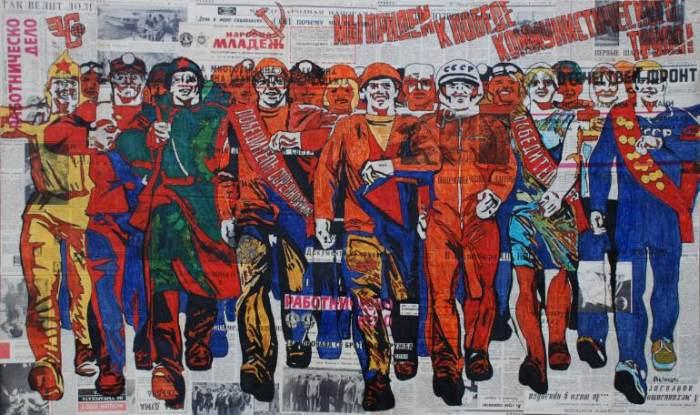 Болгарский художник. Stanislav Belovski