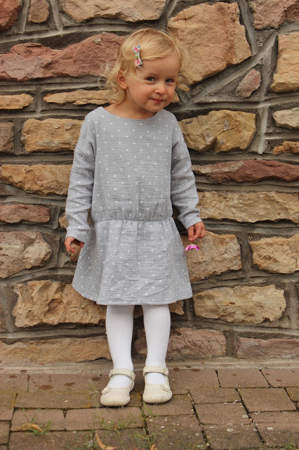 robe corfou,  ikatee,  ikatee couture,  blog couture,  couture,  couture enfant,  double gaze,  rascol