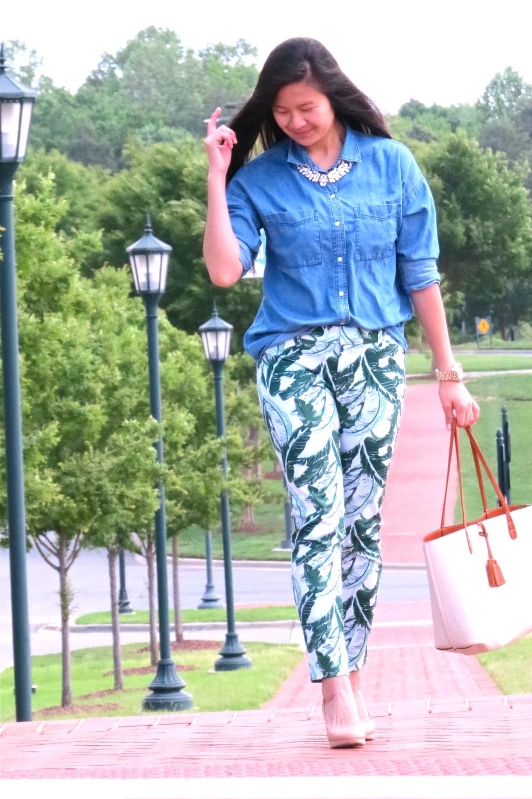 how_to_style_printed_pants