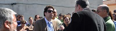La situación del centro ha provocado tensiones entre el alcalde, la Junta y los padres de los alumnos