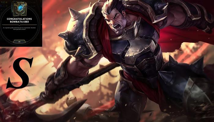 S on Darius 5v5 ARURF - League of Legends | LoL