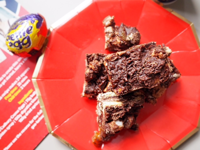 rocky road easy recipe