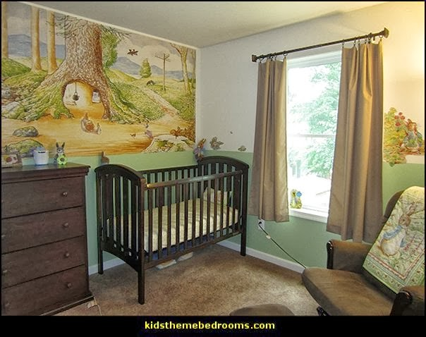 Peter Rabbit Bedroom Decorating Theme Room Ideas