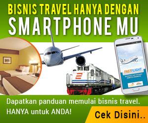 Bisnis Travel Online, Cukup dengan Smartphone Anda!