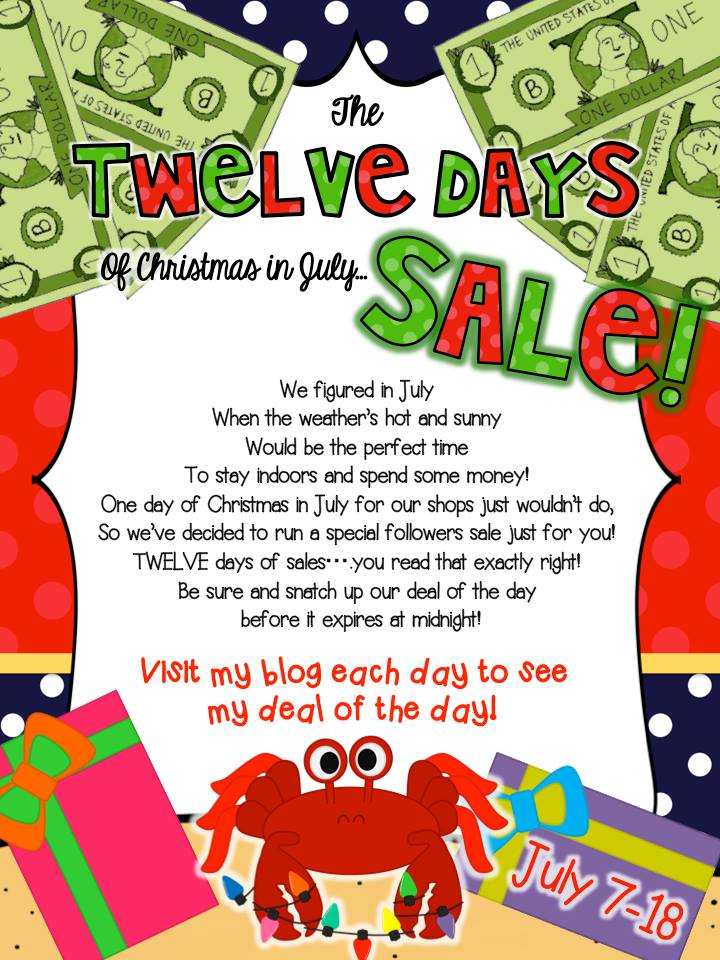 Merry Christmas In July Clipart.What The Teacher Wants Merry Christmas In July