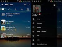 Download BBM MOD TRANS WITH V3.0.1.25 Terbaru