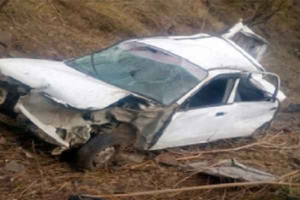 faridabad-ballabhgarh-4-youth-dead-in-car-accident-in-shimla-narkanda
