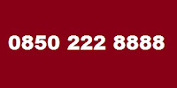 0850 222 8888 Telefon Numarası Kimin