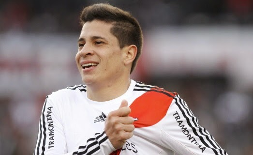Arsenal and Liverpool to fight for Juan Iturbe, as per his agent