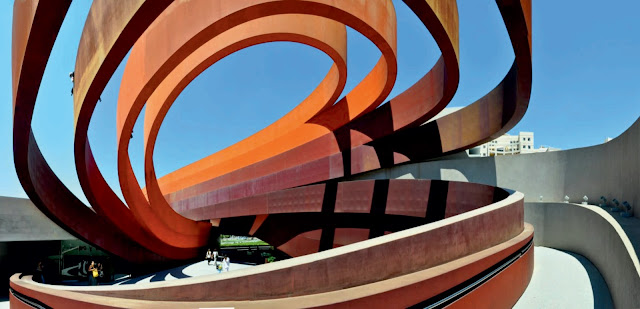 Design Museum Holon will serve as a leading hub for innovation in the field of design