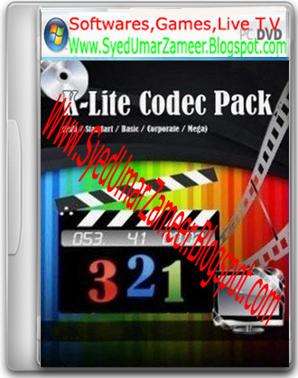 Lite Codec Pack Version 3 0 Full Herunterladen Und
