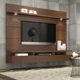 ตัวอย่างแบบชั้นวางทีวีสวยๆ