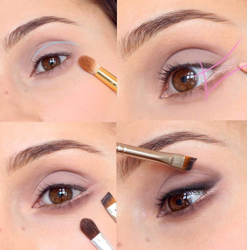 Alina Rose Blog Kosmetyczny Makijaż Powiększający Oczy I Unoszący