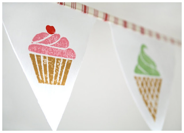 Before The Big Day: Bunting