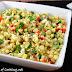 Corn Saute With Zucchini And Bell Pepper Recipe