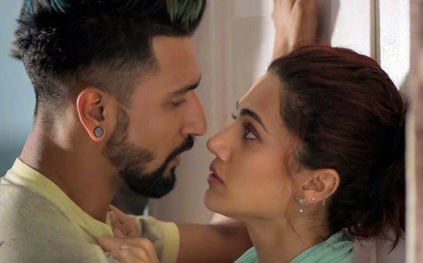 Vicky Kaushal and Taapsee Pannu in Manmarziyaan