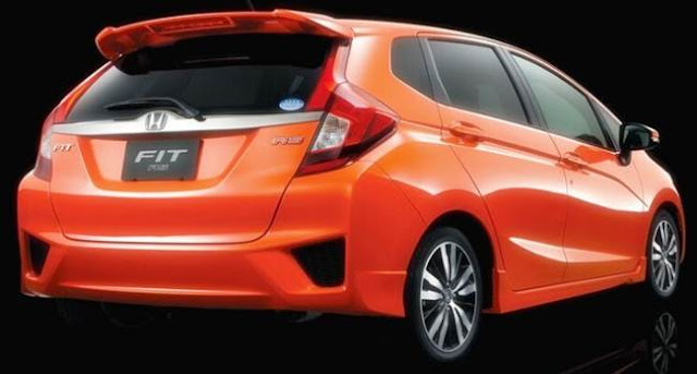 2017 Honda Fit Redesign, Specs