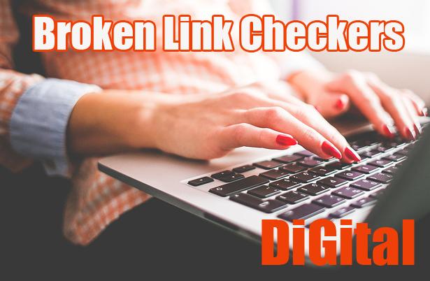 free broken link checker tools no need downloading for blogspot