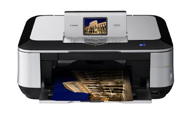 Canon Pixma MP640 Printer Driver Download