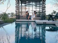 Resor Berenang di Bali untuk Berjemur
