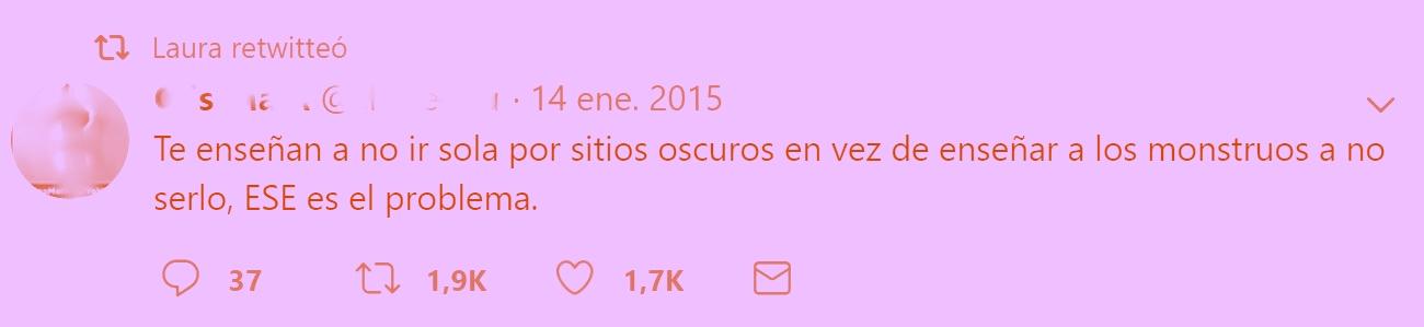 #TodasSomosLaura Luelmo - Blog hablamos de mujeres