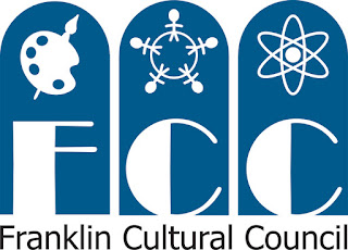 The new Franklin Cultural Council logo