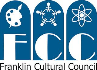 The new Franklin Cultural Council logo