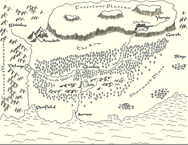 Foedan Map