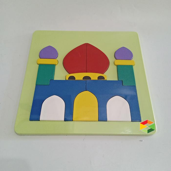Puzzle Masjid