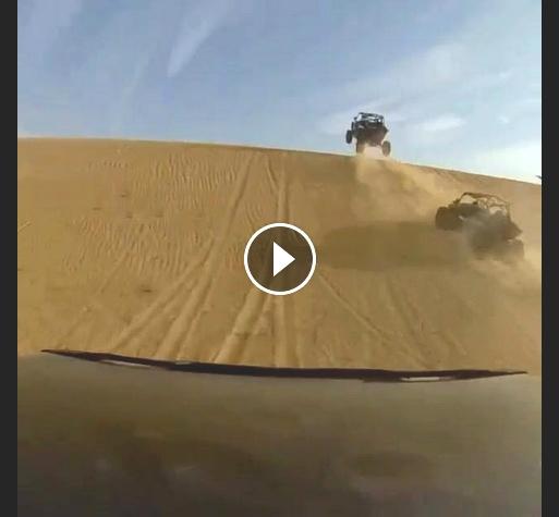 Unforgettable Experience Dubai Desert Trip