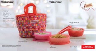 Tupperware day out lunch
