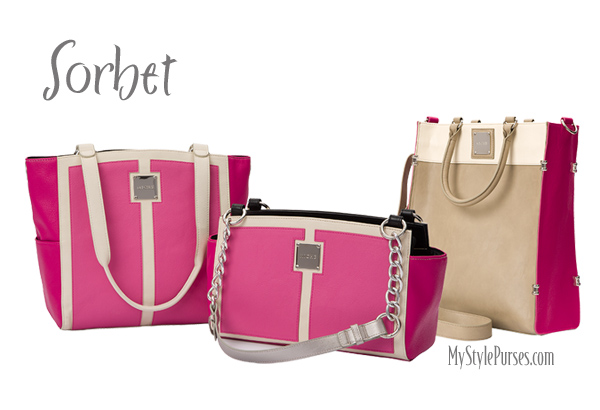 Miche Sorbet Collection available at MyStylePurses.com