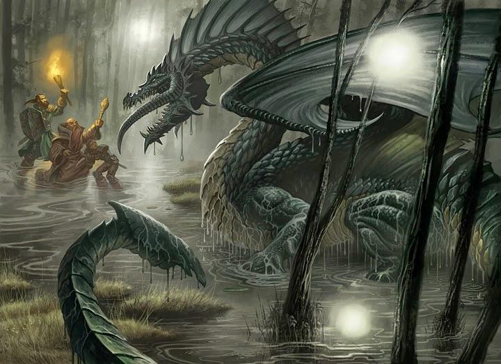 Power Score: Hoard of the Dragon Queen - The Mere of Dead Men