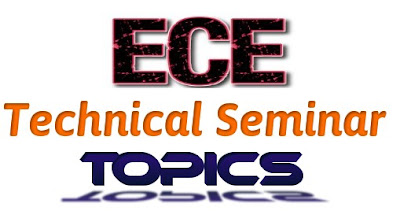 Seminar Topics Pdf